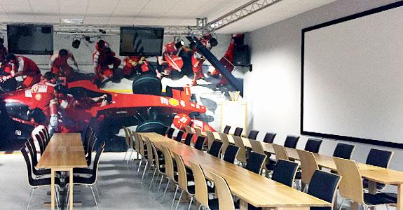 Gokart Stockholm Konferens Pirelli